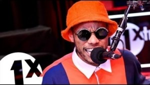 """Anderson .paak Performs """"king James"""" On Bbc Radio 1 Live Lounge"""